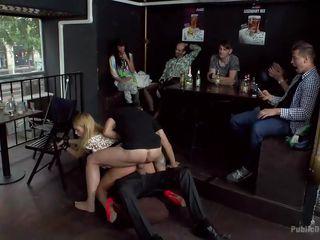 Порно ганг банг в чулках